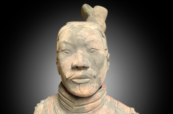 Chinese Clay Soldier